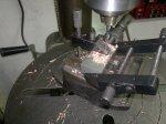 drilling the bearings