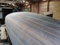 A clad hull!!!