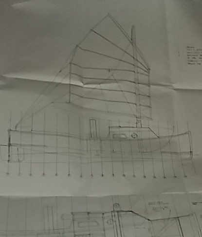 Sail and Fit-Out Plans