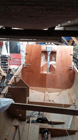 cabin bulkhead