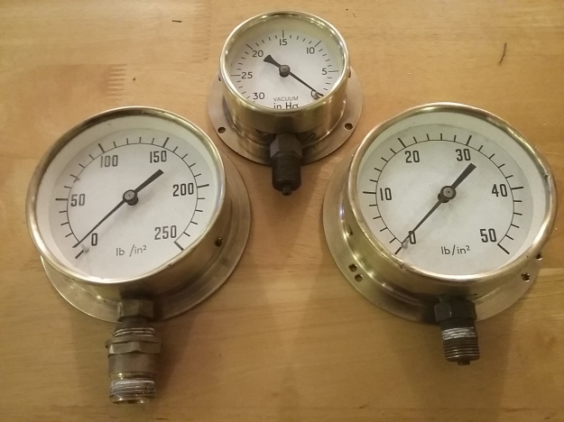 Shiny Gauge Set