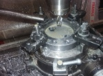 Milling Recesses in Headers